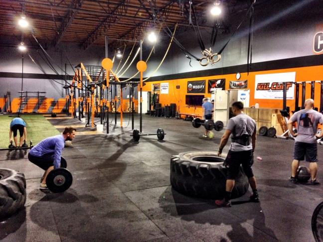 Strongman Workout